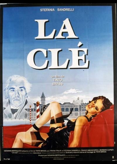 CHIAVE (LA) movie poster