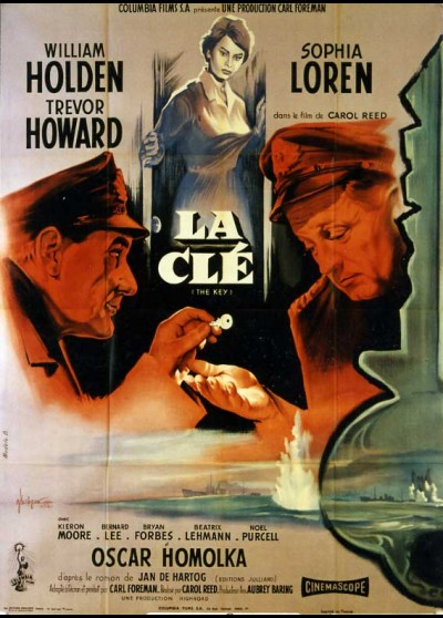 affiche du film CLE (LA)