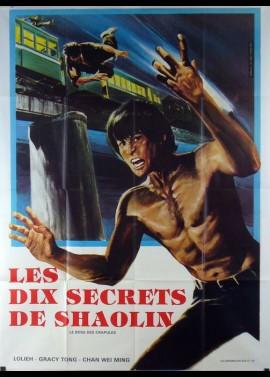 affiche du film BOSS DES CRAPULES (LE)
