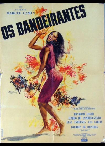 BANDEIRANTES (OS) movie poster