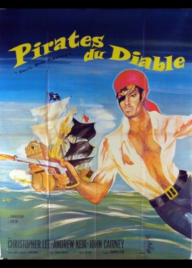 affiche du film PIRATES DU DIABLE