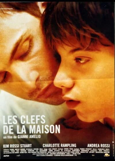 affiche du film CLEFS DE LA MAISON (LES)