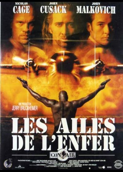 affiche du film AILES DE L'ENFER (LES)
