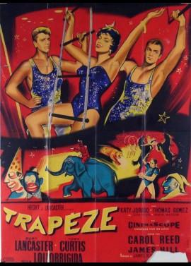 affiche du film TRAPEZE