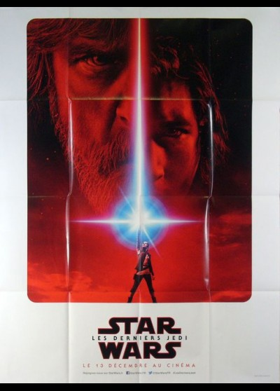 STAR WARS 8 THE LAST JEDI movie poster