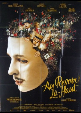 affiche du film AU REVOIR LA HAUT