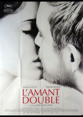 AMANT DOUBLE (L') movie poster