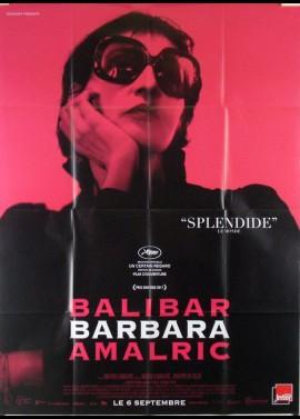 BARBARA movie poster