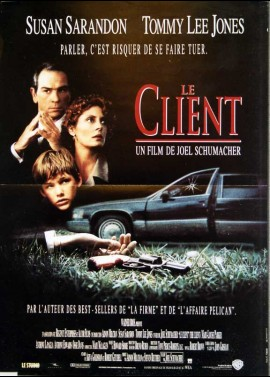 CLIENT (THE) movie poster