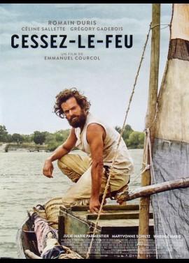 affiche du film CESSEZ LE FEU