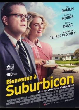 affiche du film BIENVENUE A SUBURBICON