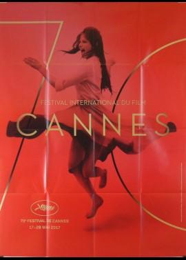 FESTIVAL DE CANNES 2017 movie poster