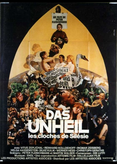 UNHEIL (DAS) movie poster