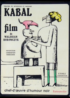 THEATRE DE MONSIEUR ET MADAME KABAL movie poster