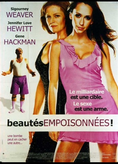 HEARTBREAKERS movie poster