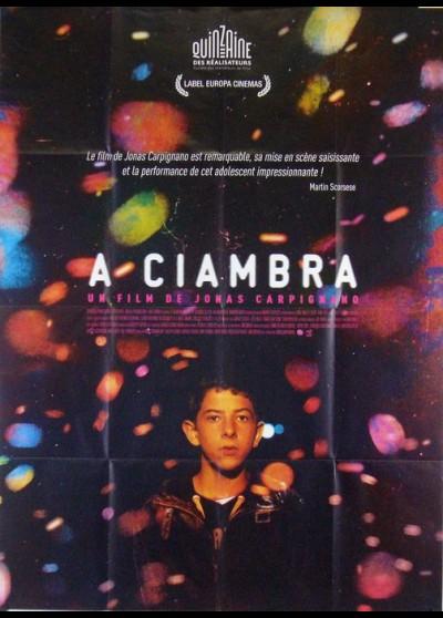 affiche du film A CIAMBRA