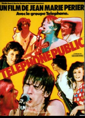 TELEPHONE PUBLIC movie poster
