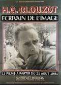 CLOUZOT ECRIVAIN DE L'IMAGE