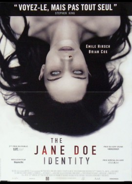 AUTOPSY OF JANE DOE (THE) movie poster