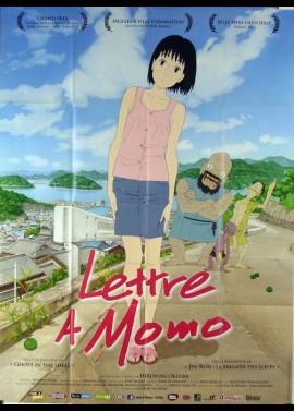 affiche du film LETTRE A MOMO