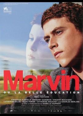 MARVIN OU LA BELLE EDUCATION movie poster