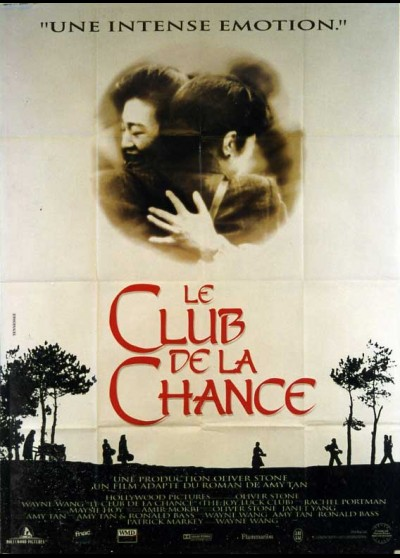 affiche du film CLUB DE LA CHANCE (LE)