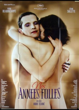 NOS ANNEES FOLLES movie poster