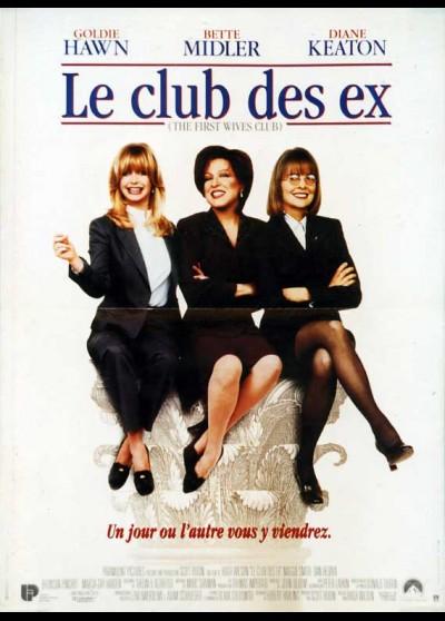 affiche du film CLUB DES EX (LE)