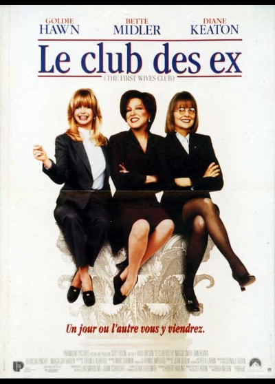 FIRST WIVES CLUB (THE) movie poster