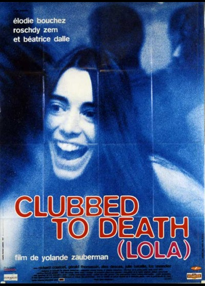 CLUBBED TO DEATH (LOLA) movie poster