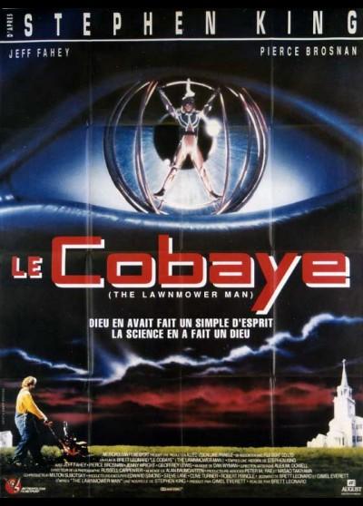 affiche du film COBAYE (LE)