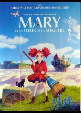 affiche du film MARY ET LA FLEUR DE LA SORCIERE