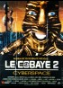 affiche du film COBAYE 2 CYBERSPACE (LE)