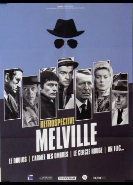 affiche du film MELVILLE RETROSPECTIVE