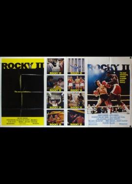 affiche du film ROCKY 2 LA REVANCHE