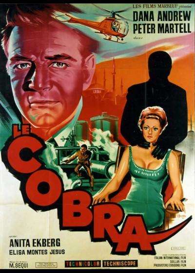 affiche du film COBRA (LE)
