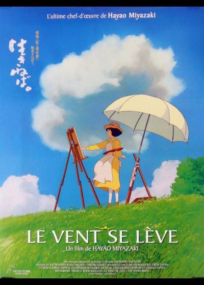 affiche du film VENT SE LEVE (LE)