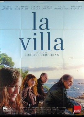 VILLA (LA) movie poster
