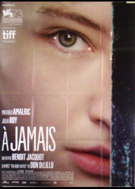 affiche du film A JAMAIS
