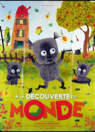 affiche du film A LA DECOUVERTE DU MONDE