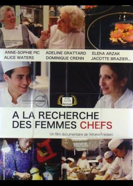 A LA RECHERCHE DES FEMMES CHEFS movie poster
