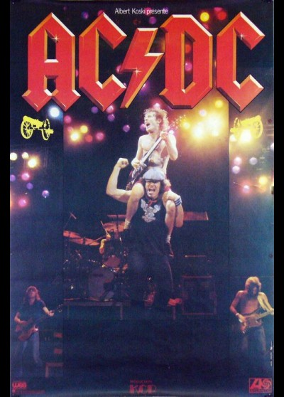 AC/DC movie poster