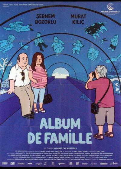 affiche du film ALBUM DE FAMILLE