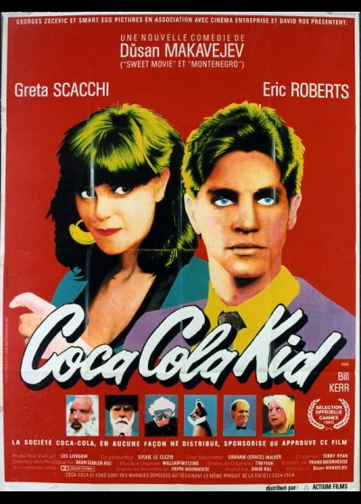 COCA COLA KID (THE) movie poster