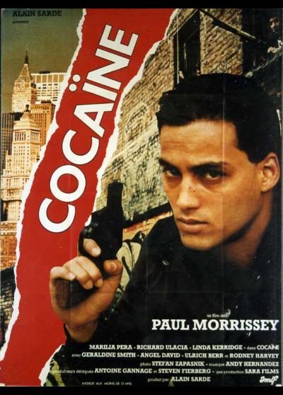 affiche du film COCAINE