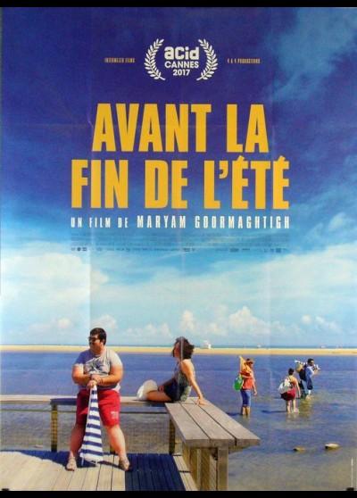 AVANT LA FIN DE L'ETE movie poster