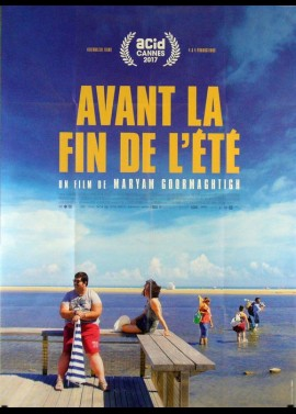 AVANT LA FIN DE L'ETE movie poster