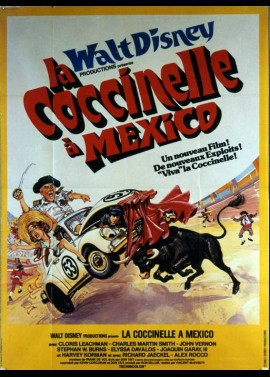affiche du film COCCINELLE A MEXICO (LA)