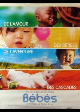 affiche du film BEBES
