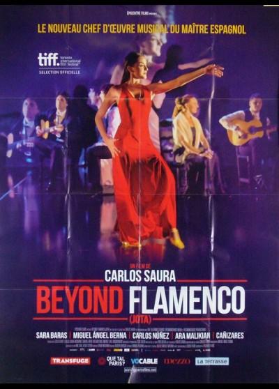 affiche du film BEYOND FLAMENCO